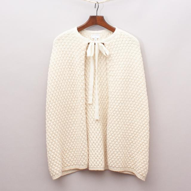 Witchery Woven Cape
