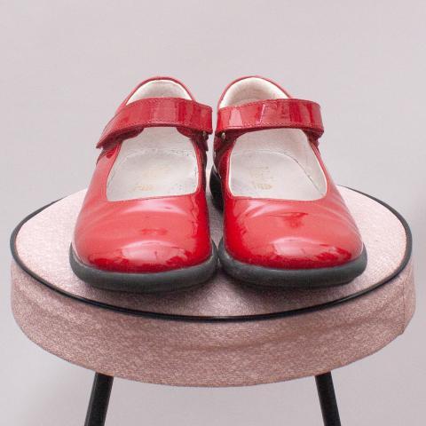 Bimbi Kids Patent Leather Shoes - EU 30 (Age 5 approx.)