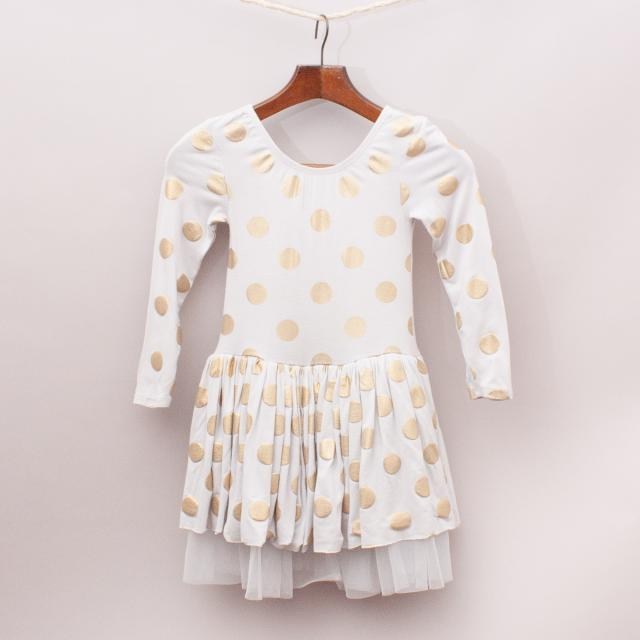 Seed Polka Dress