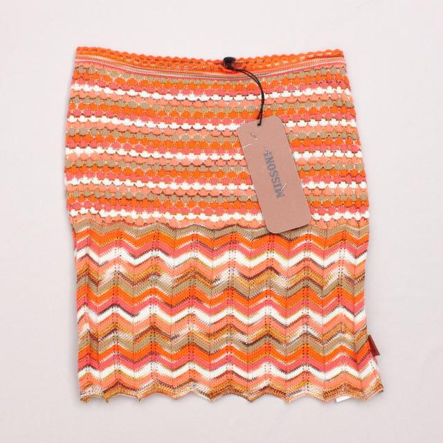 Missoni Kids Colourful Skirt