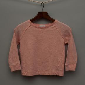 Peach Marle Long Sleeve Top