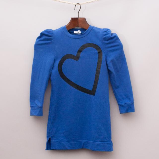 Hootkid Heart Dress