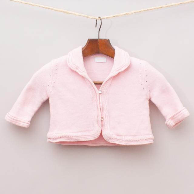 Jacadi Cotton/Wool Cardigan