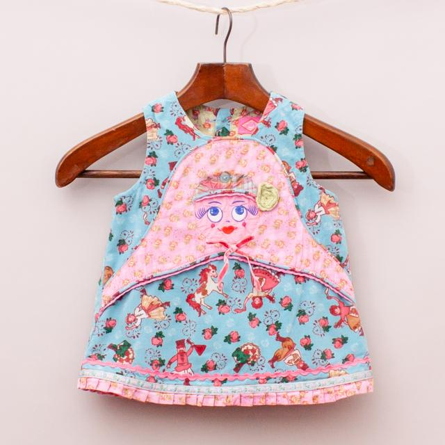 Oilily Corduroy Dress