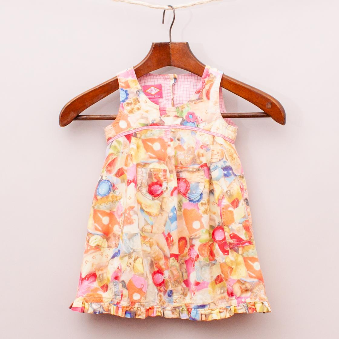 Oilily Patterned Dress