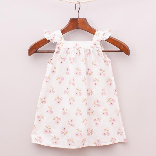 Bebe Floral Dress