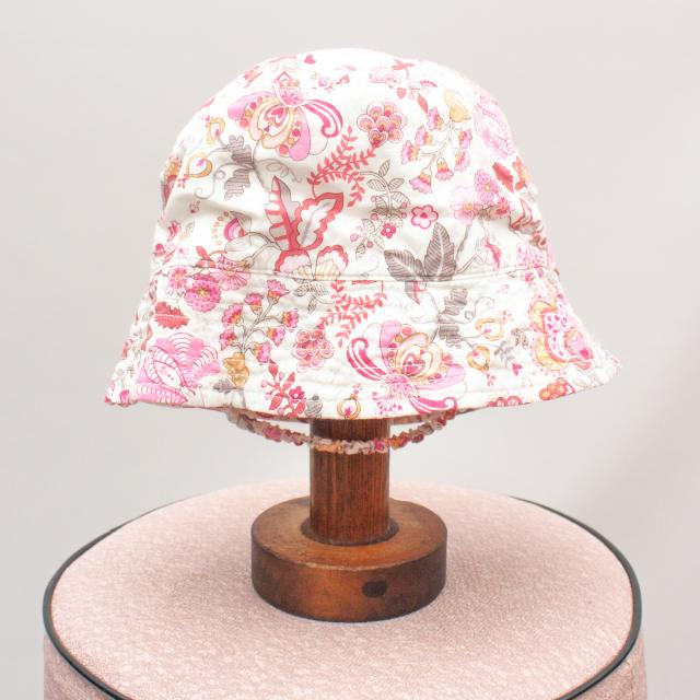 Seed Floral Sun Hat - 6-12Mths