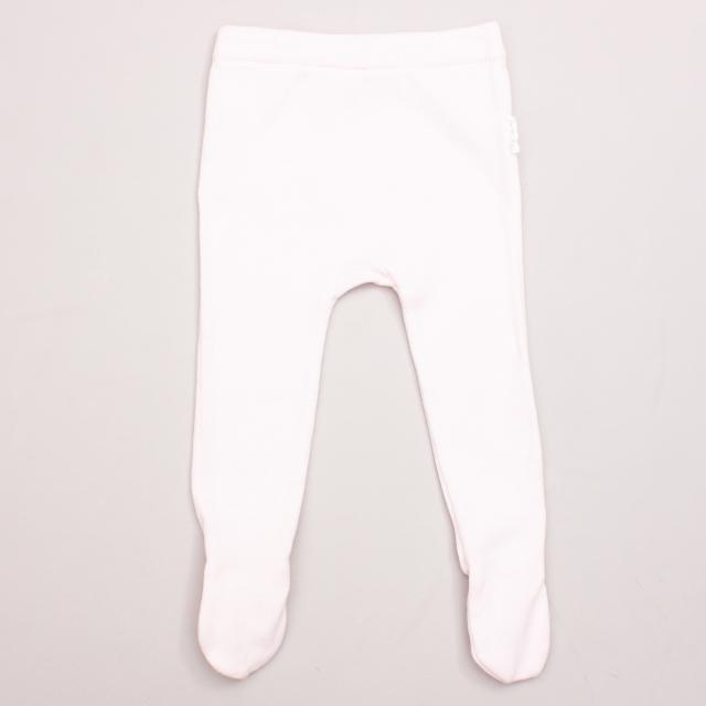 Purebaby Pink Tights