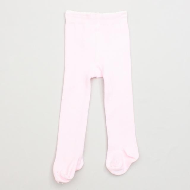 Purebaby Pink Tights