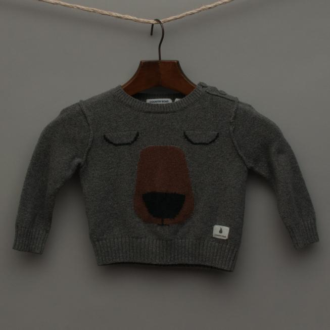 Grey Bear Jumper