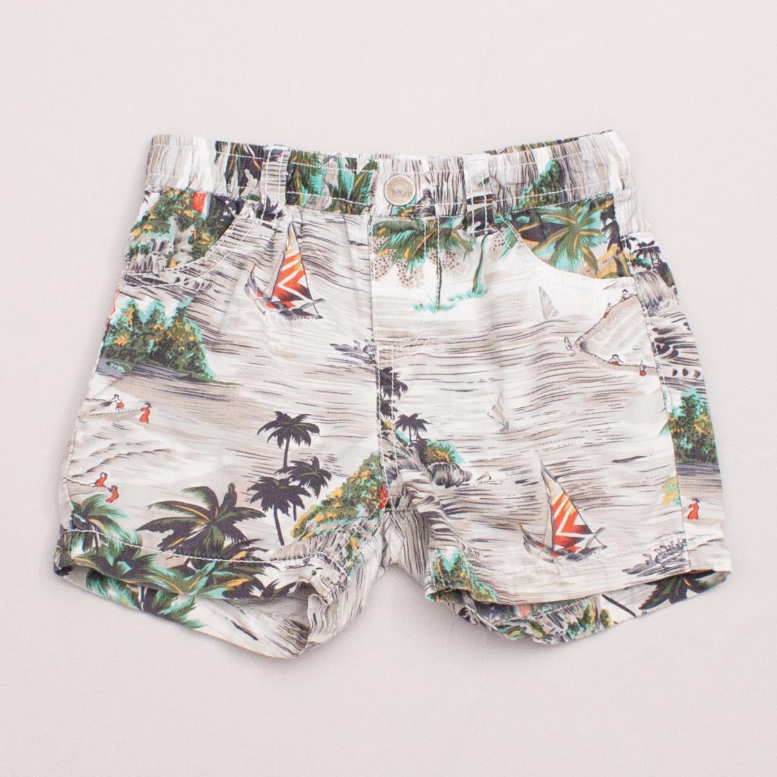 Fred Bare Sailing Shorts