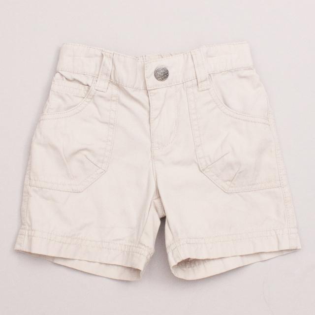 Bebe Beige Shorts