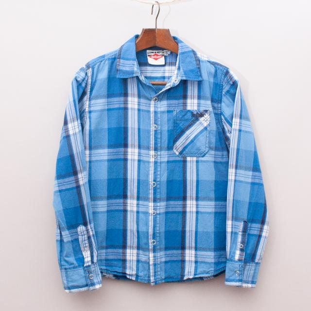 Lee Cooper Plaid Shirt