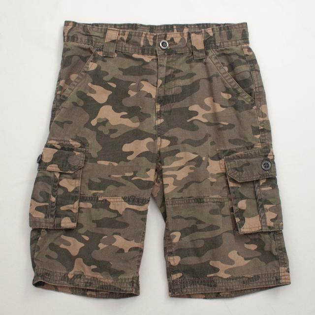 Mountain Warehouse Camo Shorts