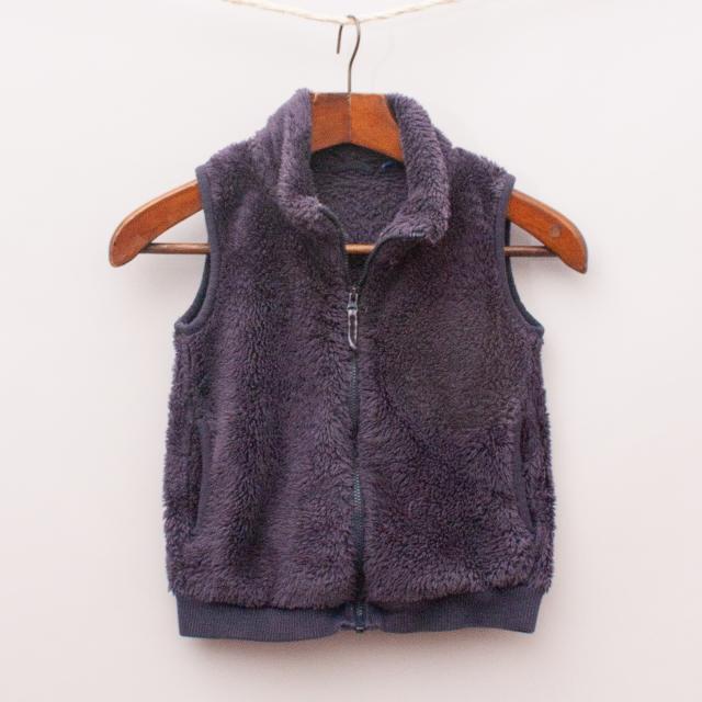 Uniqlo Fuzzy Vest
