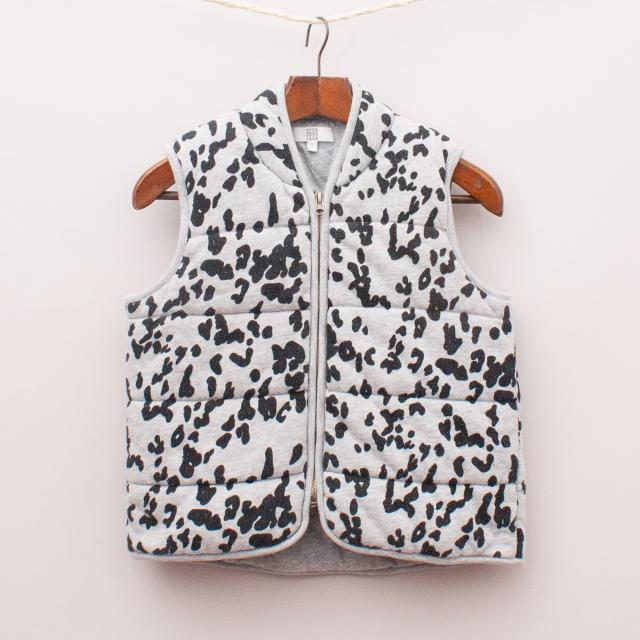 Seed Leopard Vest