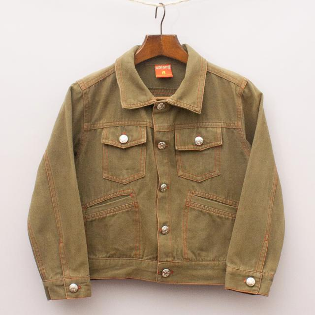 Oblong Khaki Jacket