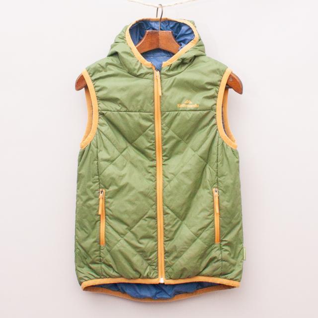Kathmandu Reversible Vest