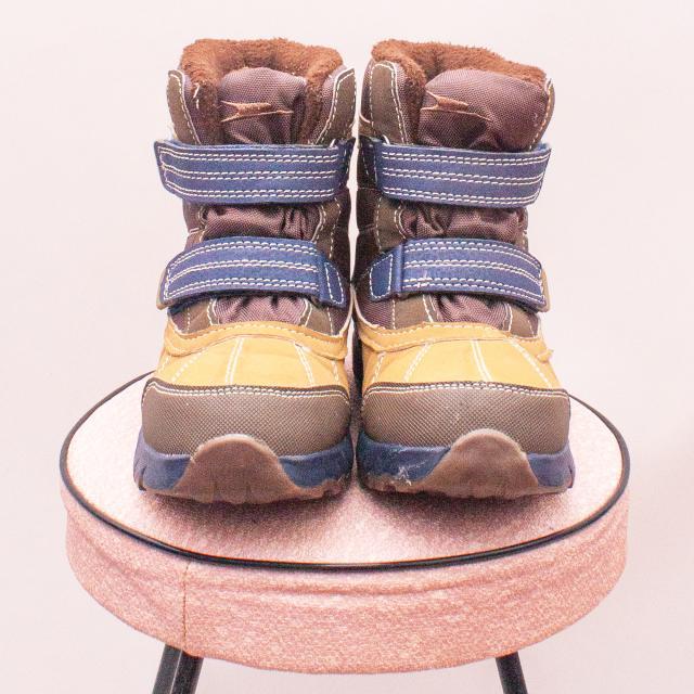 TenTex Snow Boots - EU 30 Age 5-6 Approx.