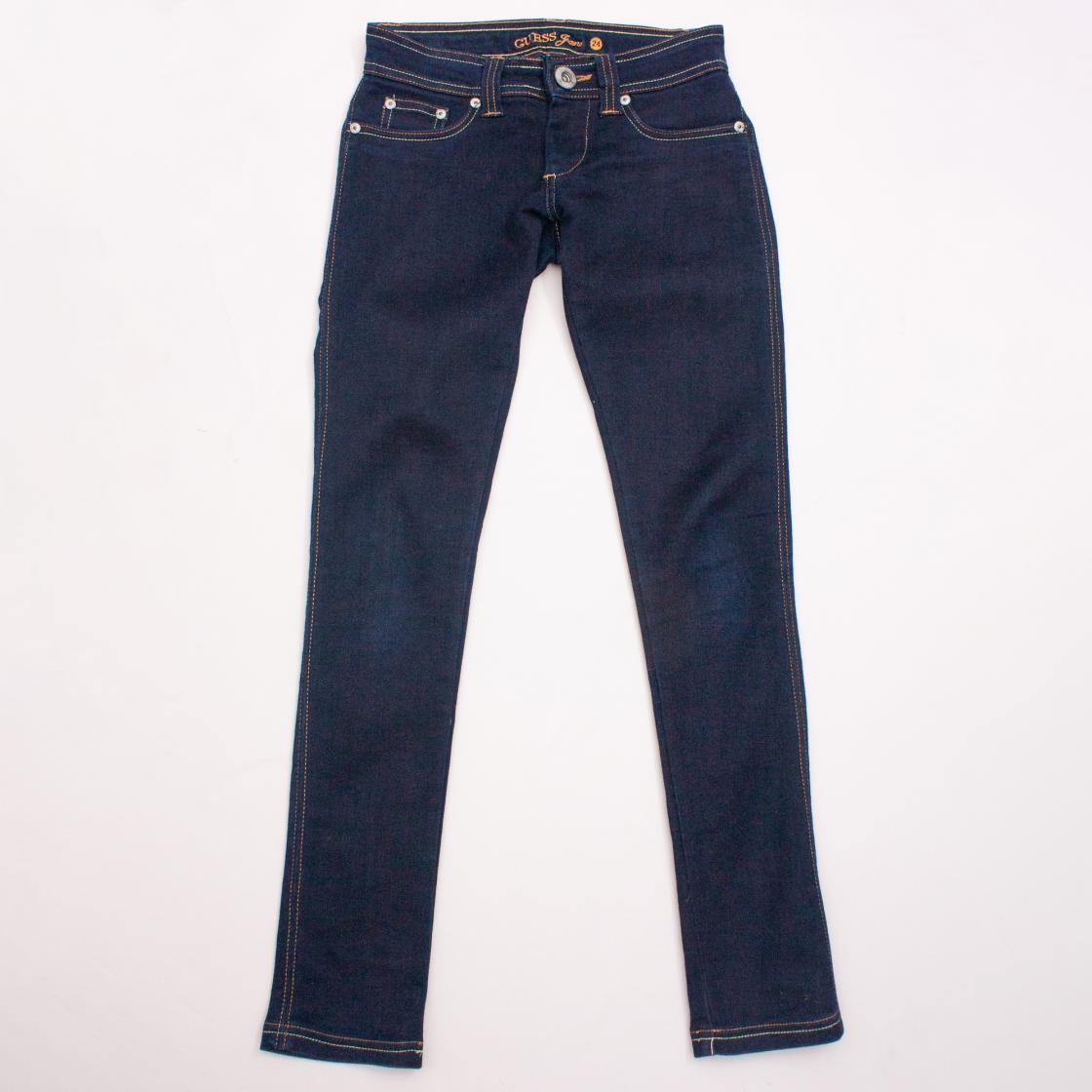 Guess Navy Blue Skinny Jeans