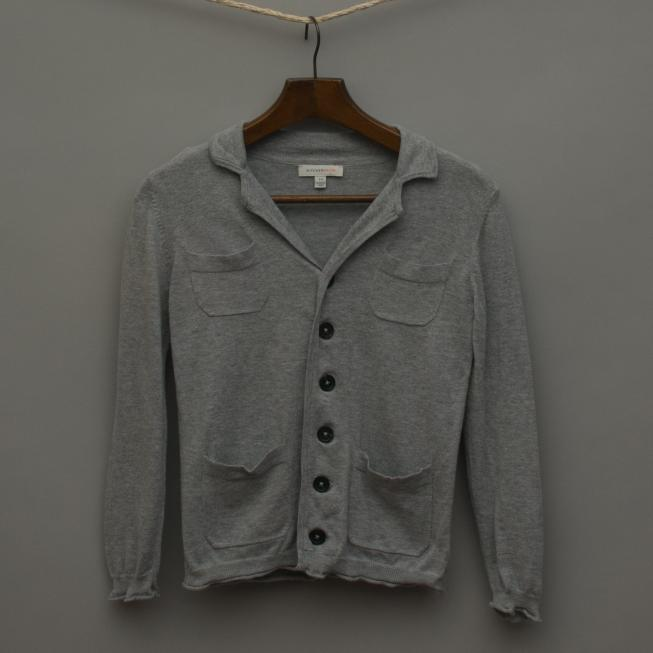 Grey Marle Knitted Cardigan