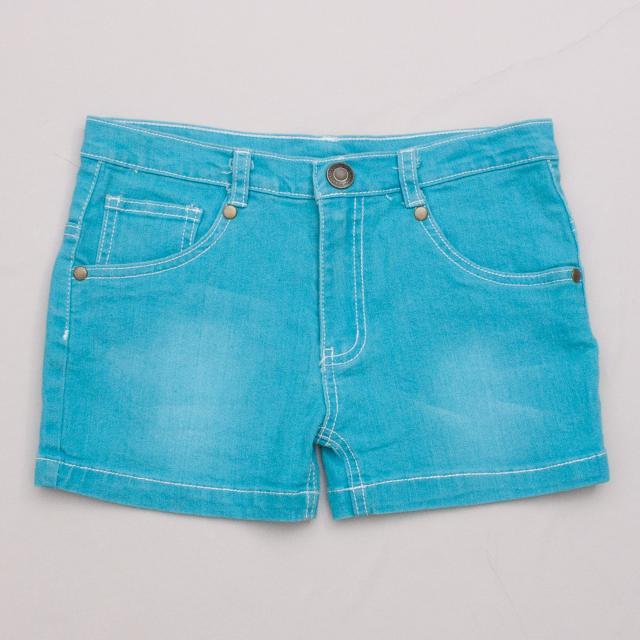 "Ben Sherman Navy Blue Shorts ""Brand New"""