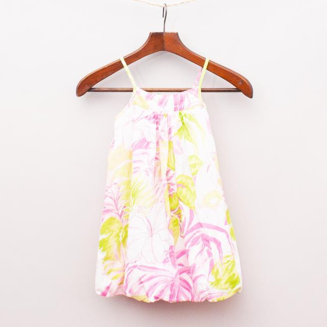 "3Pommes Floral Dress ""Brand New"""