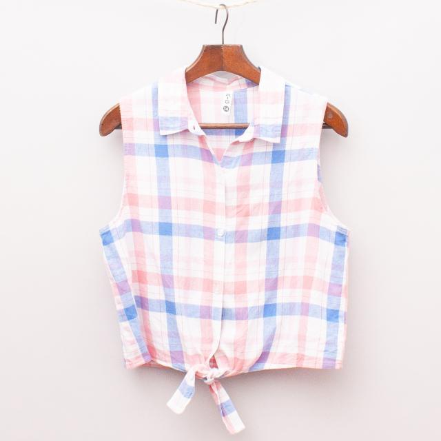 K-D Plaid Shirt
