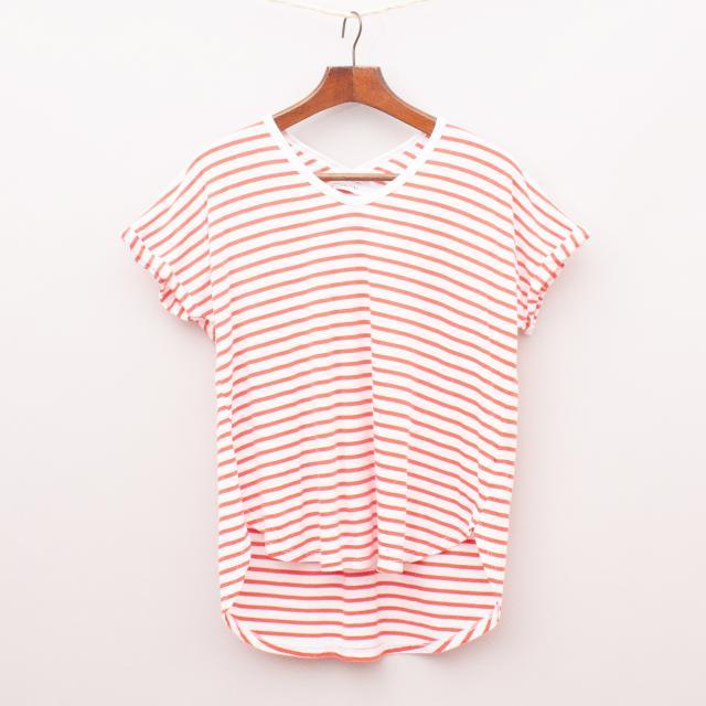 Decjuba Striped T-Shirt