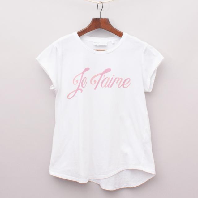 Decjuba Printed T-Shirt
