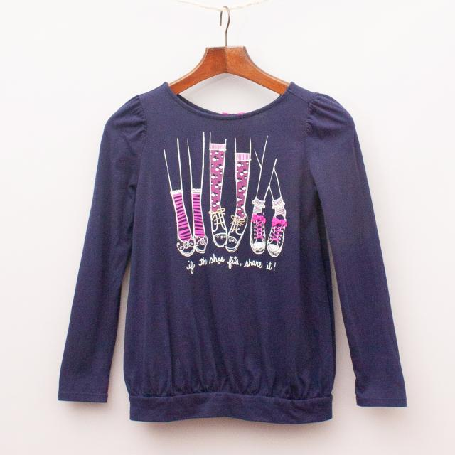 Gymboree Embellished Long Sleeve