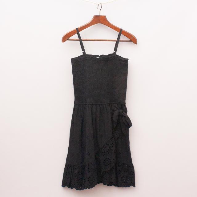 Decjuba Broderie Anglaise Dress
