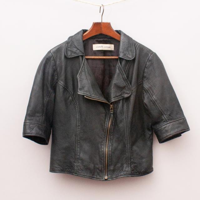 Arabella Ramsey Leather Jacket