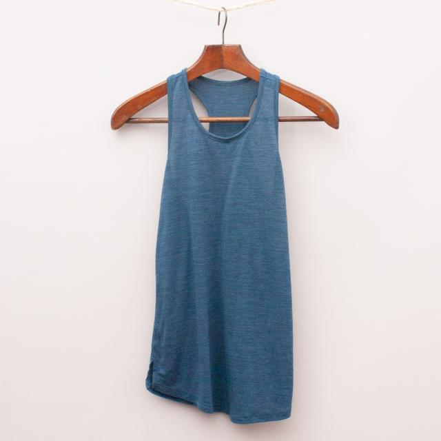 Old Navy Green Singlet