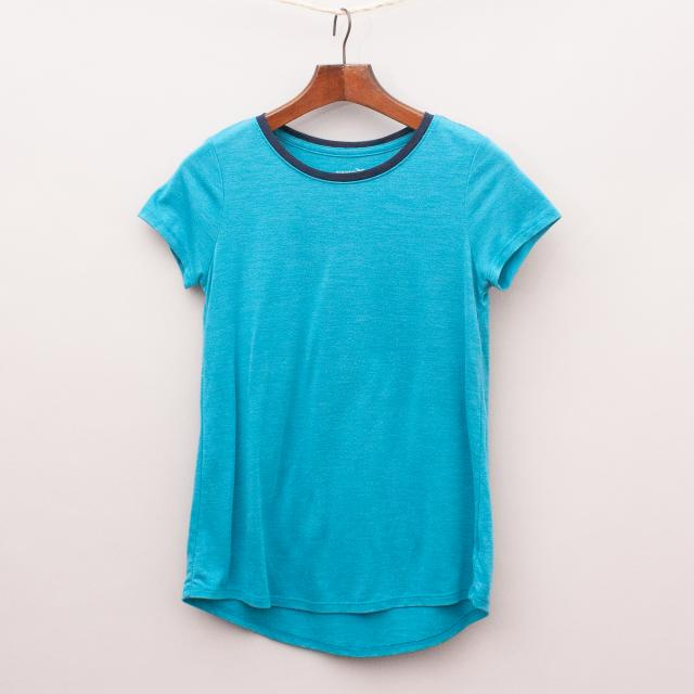 Old Navy Aqua Sports T-Shirt