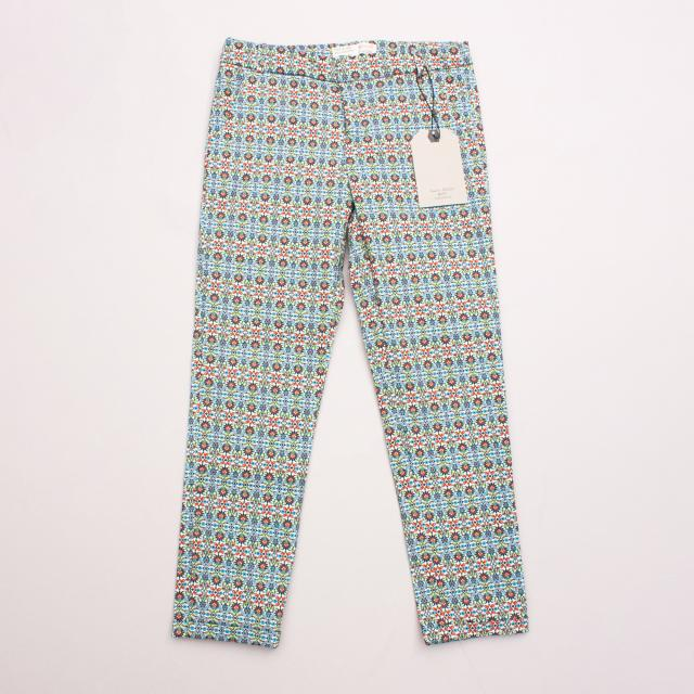 "Zara Kaleidoscope Pants ""Brand New"""