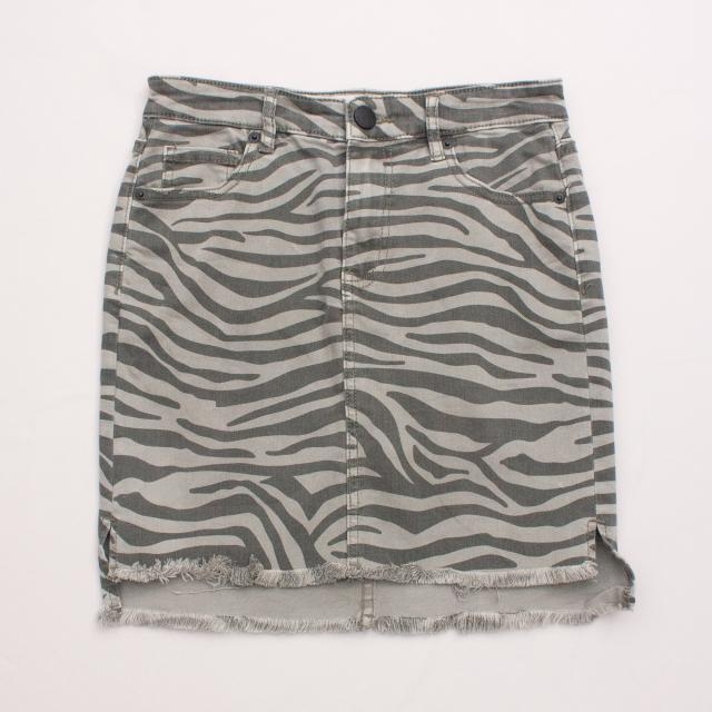 Decjuba Tiger Skirt