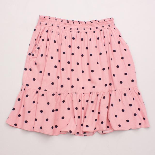 Decjuba Polka Dot Skirt