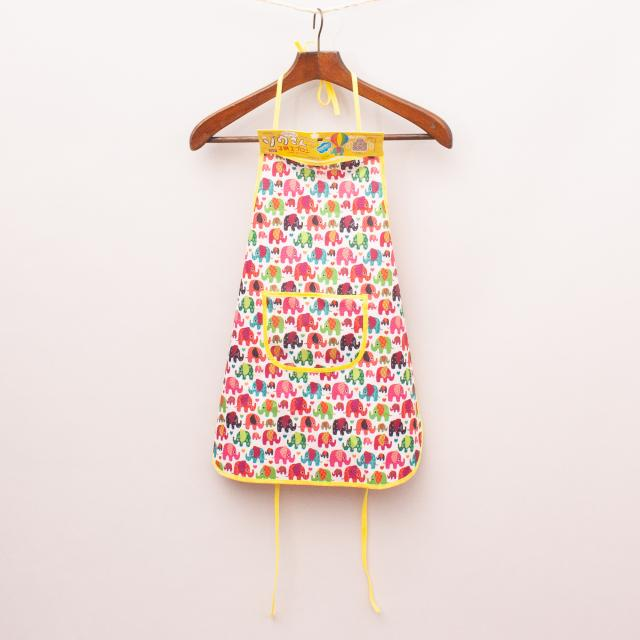 """Daiso Elephant Smock - Age 2-4 Approx. """"Brand New"""""""