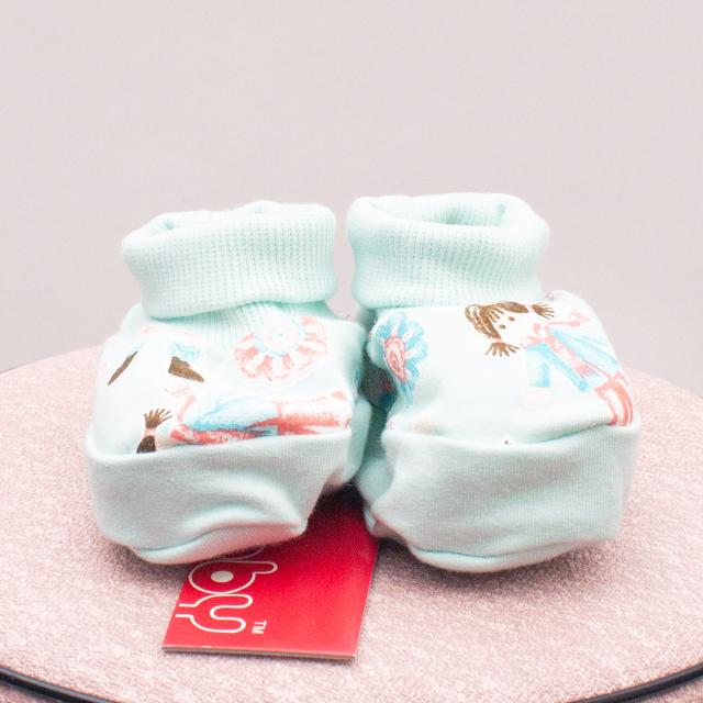 "Koby Baby Booties ""Brand New"" 3-6Mths"