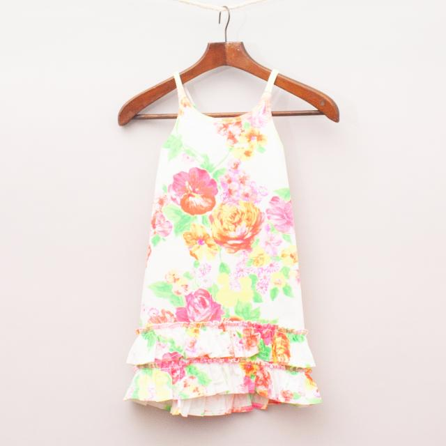 Fred Bare Floral Dress
