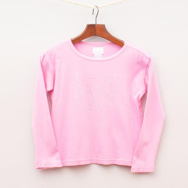 Fred Bare Pink Long Sleeve