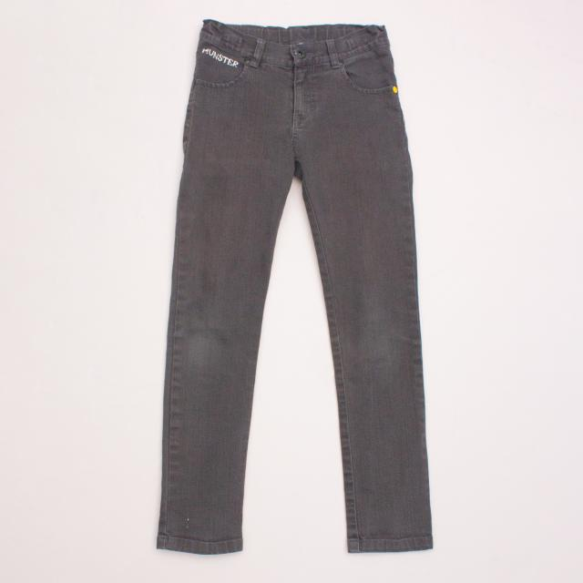 Munster Charcoal Jeans