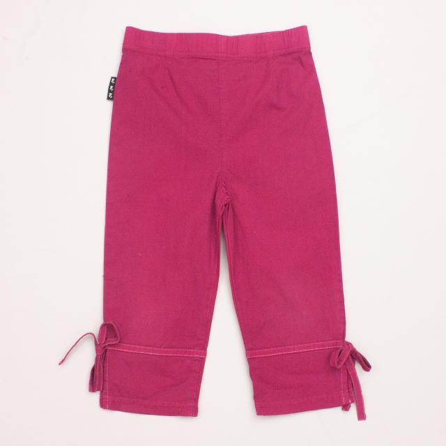 Run Scotty Run Fuchsia Pants