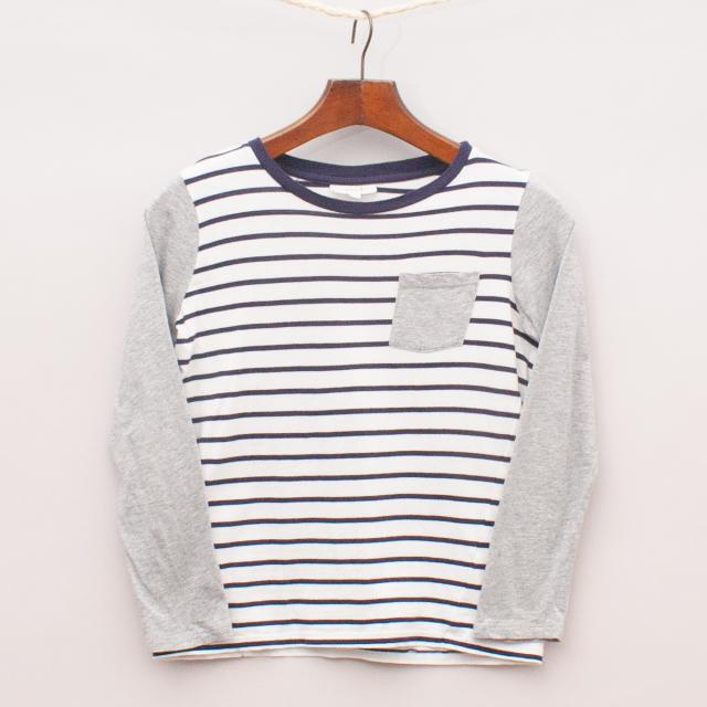 Seed Striped Long Sleeve