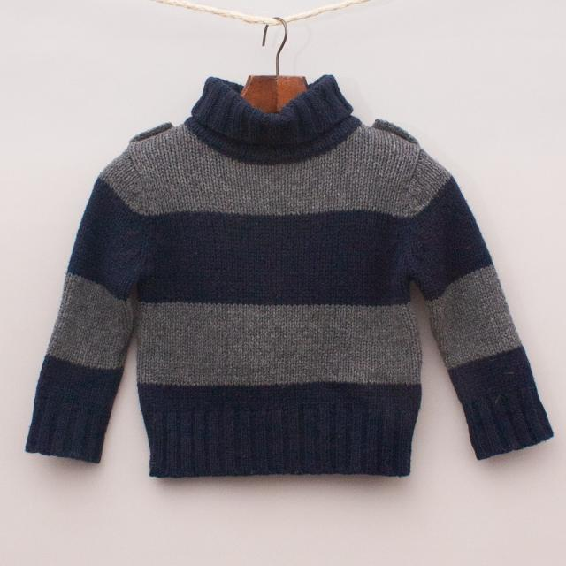 "Seed Chunky Knit Jumper ""Brand New"""