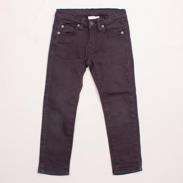 Seed Black Skinny Jeans