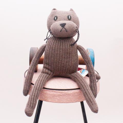 "Boyle Soft Sock Cat ""Brand New"""