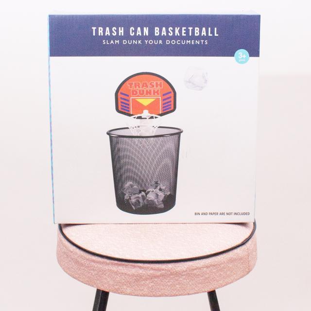 "Trash Can Basketball ""Brand New"""