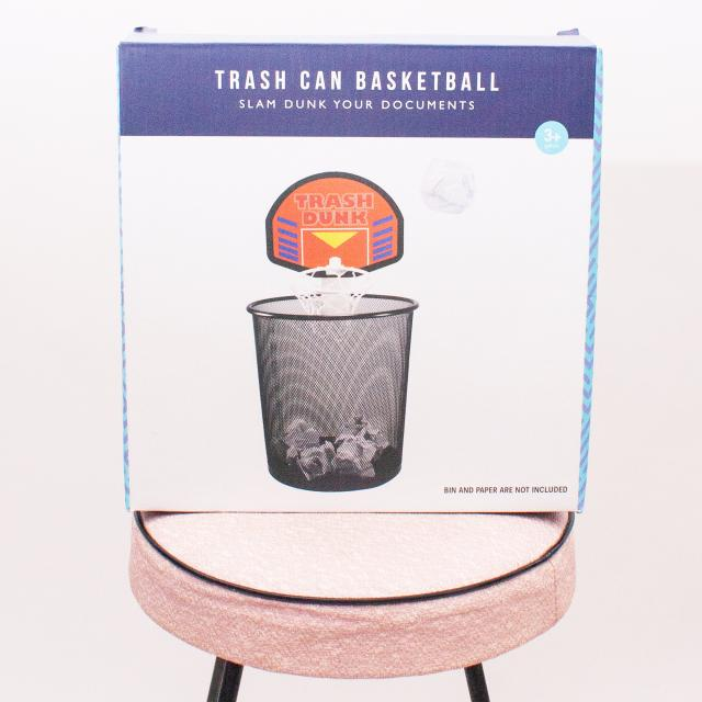 "Trash Can Basketball ""Brand New"""